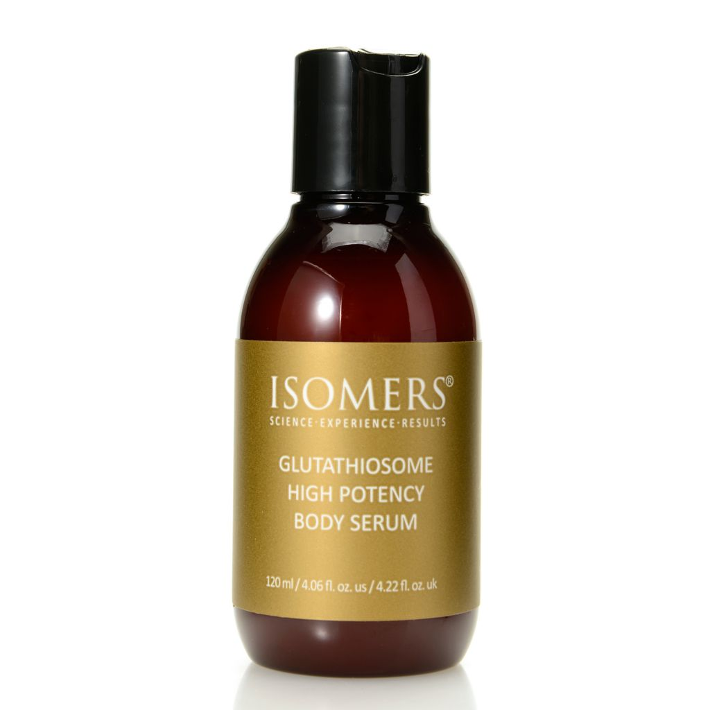 307-759 - ISOMERS® Glutathiosome High Potency Body Serum 4.06 oz