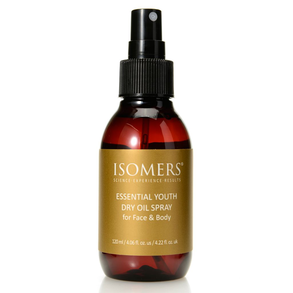307-760 - ISOMERS® Essential Youth Dry Oil Spray for Face & Body 4.06 oz