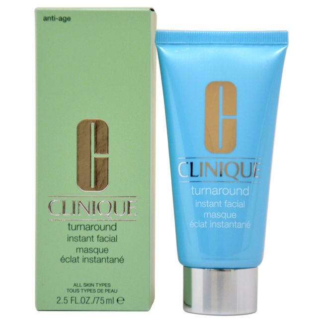 307-777 - Clinique Turnaround Instant Facial 2.5 oz