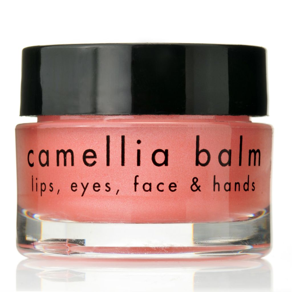 307-889 - Julie Hewett Los Angeles Camellia Balm for Lips, Eyes, Face & Hands
