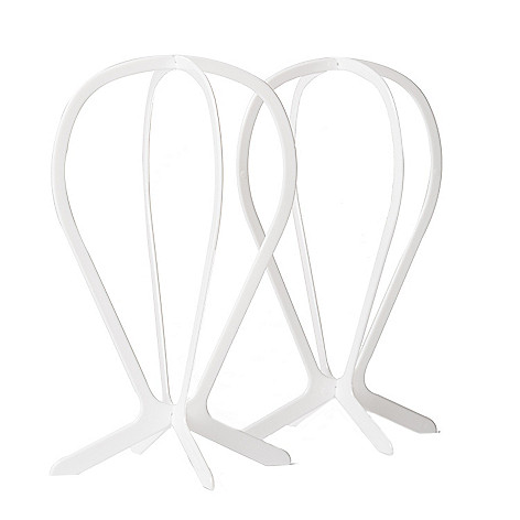 307-896 - Toni Brattin® Set of Two Lightweight Multi Purpose Wig Stands