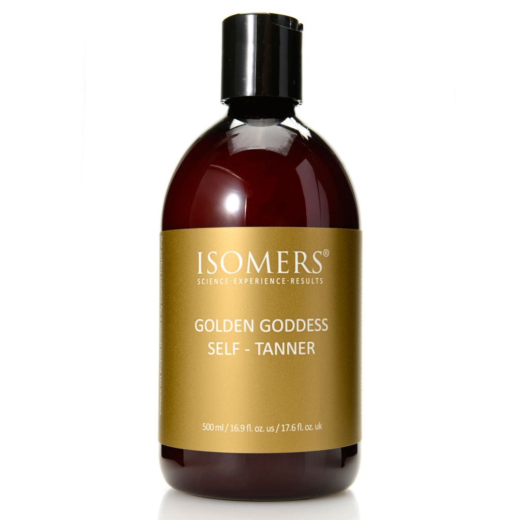 307-898 - ISOMERS® Bonus Size Golden Goddess Self-Tanner 16.9 oz