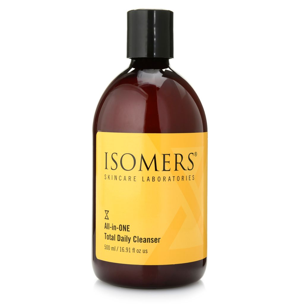 307-899 - ISOMERS® Bonus Size All-in-ONE Total Daily Cleanser 16.9 oz