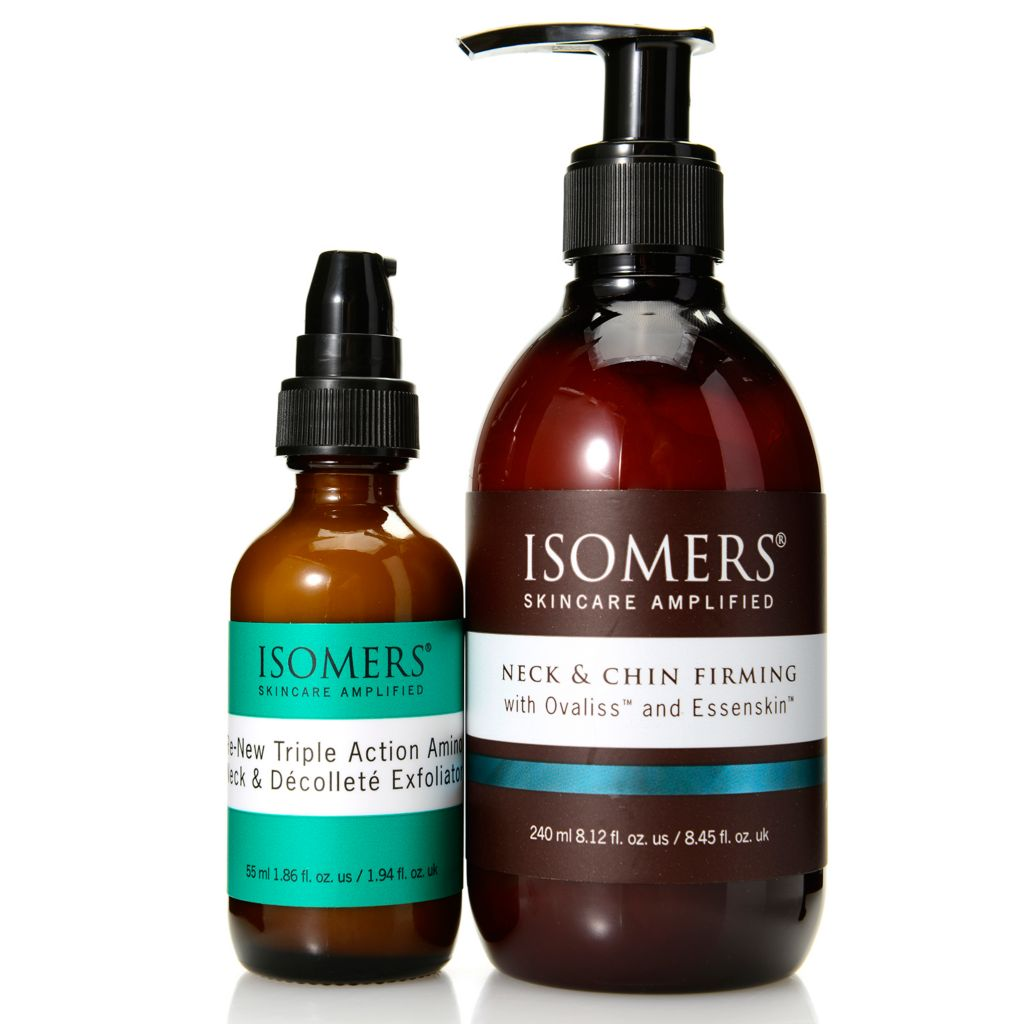 307-900 - ISOMERS® Re-New & Affirm Neck Exfoliator & Treatment Duo