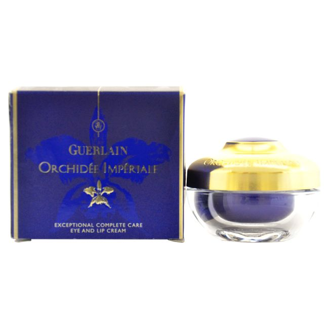 307-923 - Guerlain Orchidee Imperiale Exceptional Complete Care Eye & Lip Cream 0.5 oz