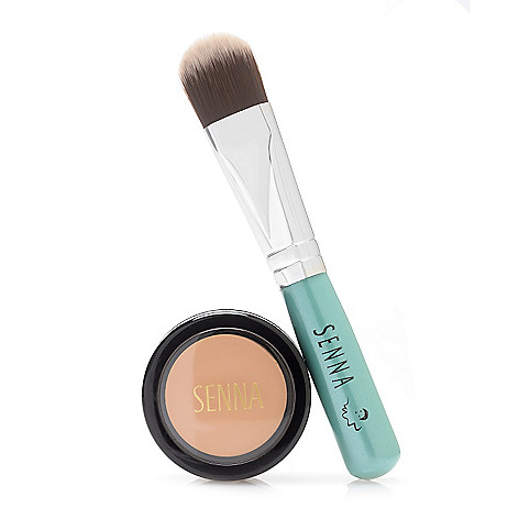 307-974 - SENNA Totally Transforming Eye Shadow Primer w/ Application Brush