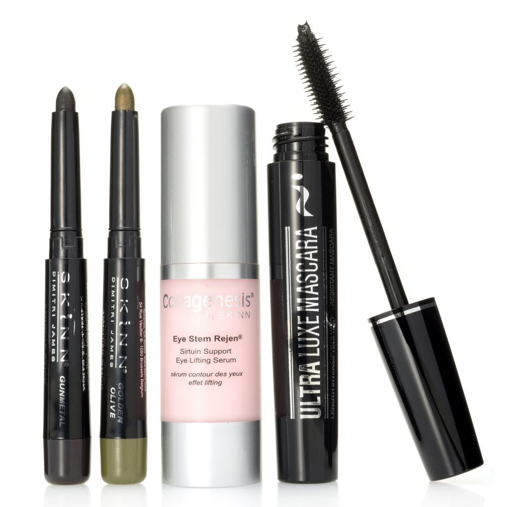 307-996 - Skinn Cosmetics Four-Piece Collagenesis Complete Eye Collection