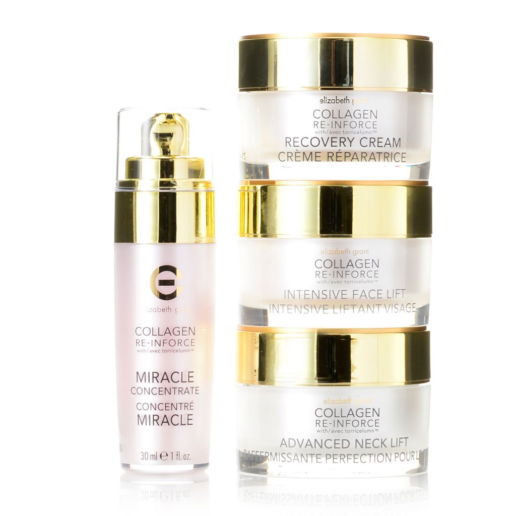 308-014 - Elizabeth Grant Four-Piece Collagen Firming Favorites Skincare Collection