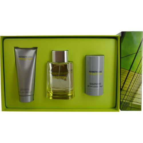 308-044 - Kenneth Cole Three-Piece Reaction Eau de Toilette Spray Set
