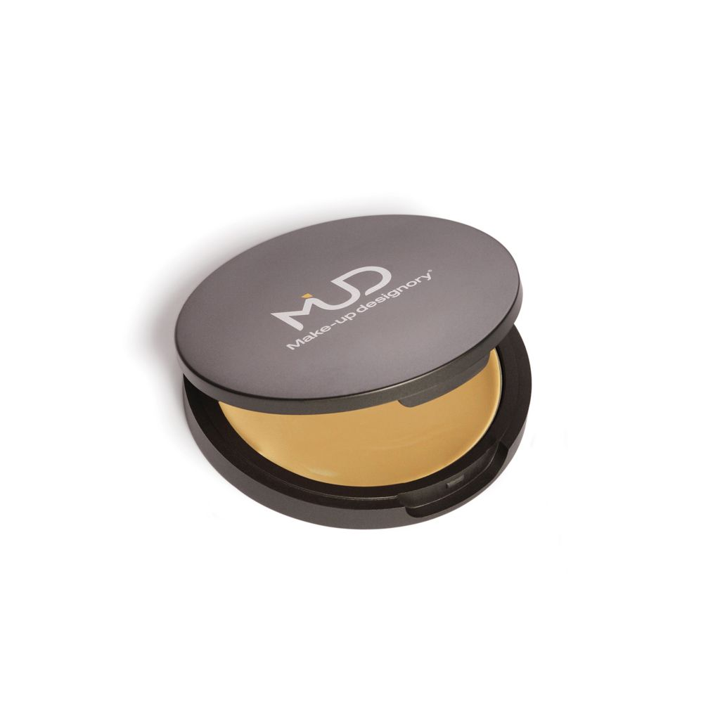308-073 - MUD Golden Yellow Foundation Compact 0.39 oz