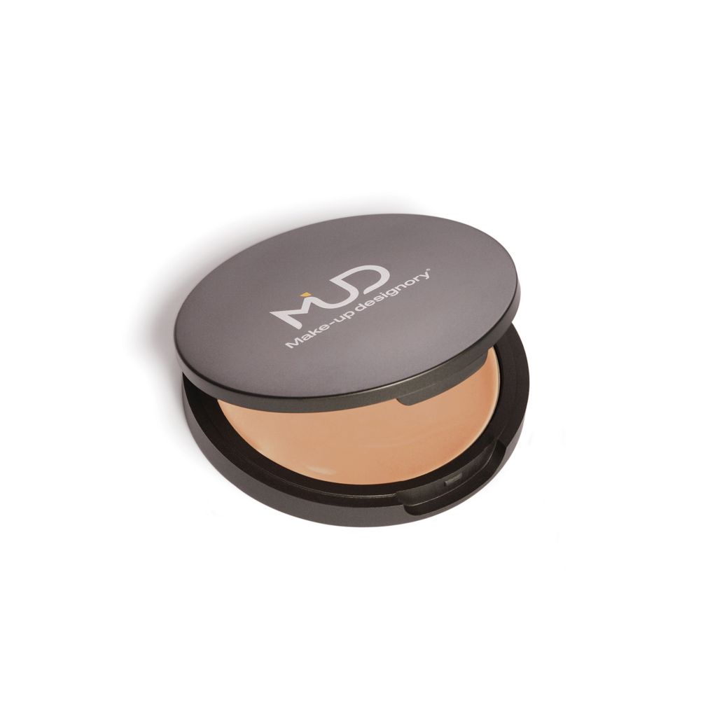 308-074 - MUD Warm Beige Foundation Compact 0.39 oz