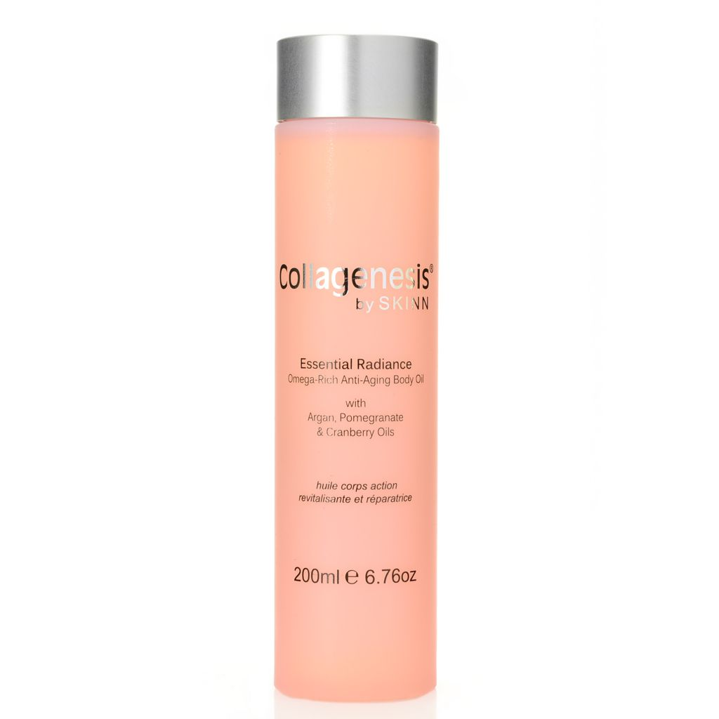 308-091 - Skinn Cosmetics Bonus Size Collagenesis® Essential Radiance Body Oil 6.76 oz