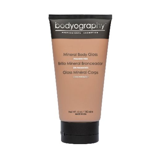 308-159 - Bodyography Mineral Body Gloss 6 oz