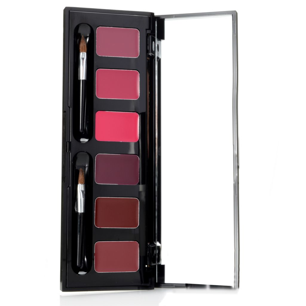 308-183 - Skinn Cosmetics Hollywood Berry Hot Lip Palette 0.14 oz