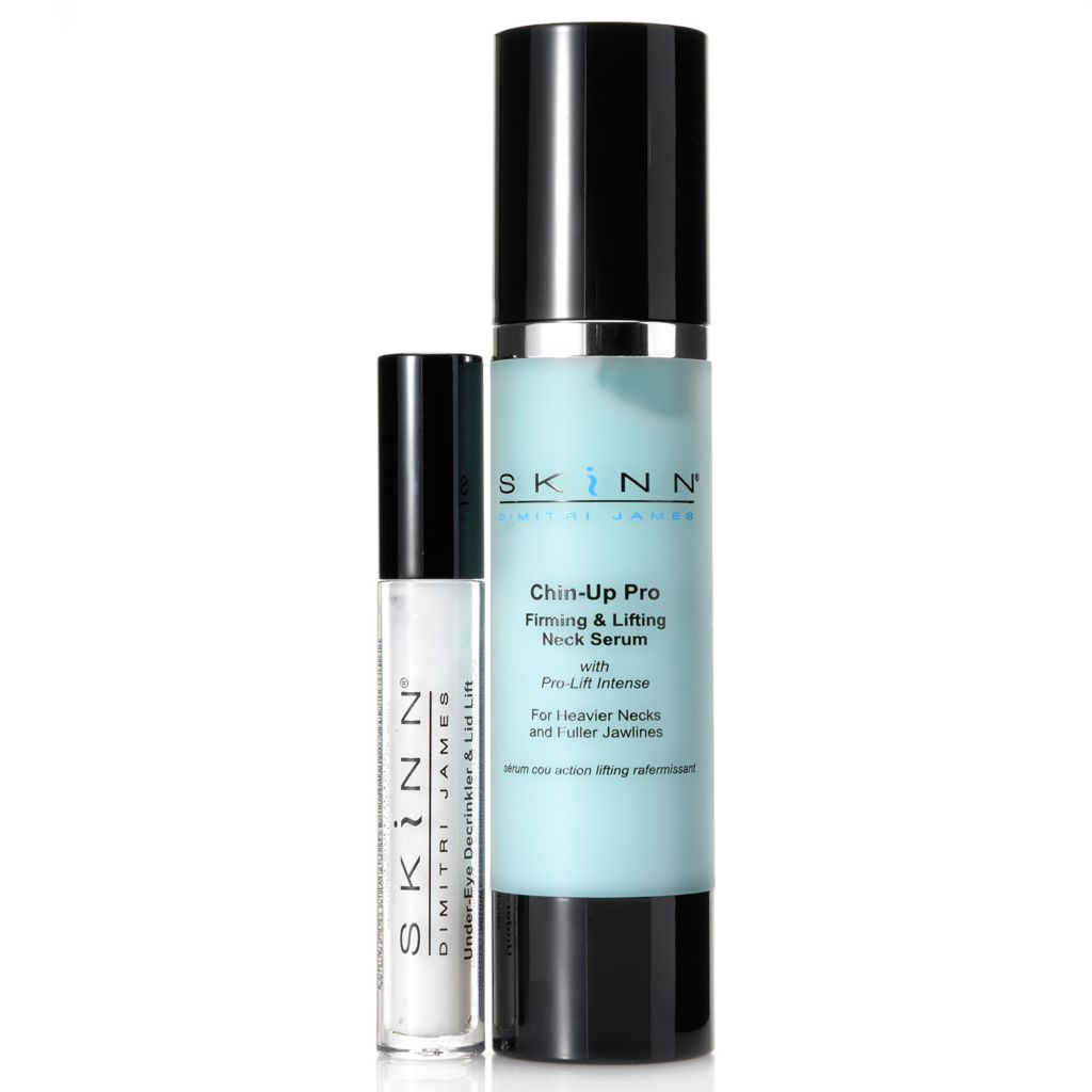 308-266 - Skinn Cosmetics Chin-Up Pro & Under-Eye Decrinkler Lifting Duo