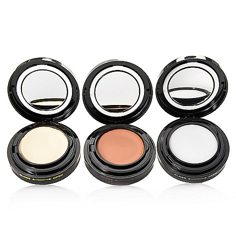 308-269 - Skinn Cosmetics Three-Piece Plasma Flawless Finish, Bright Veil & Bronzer Collection