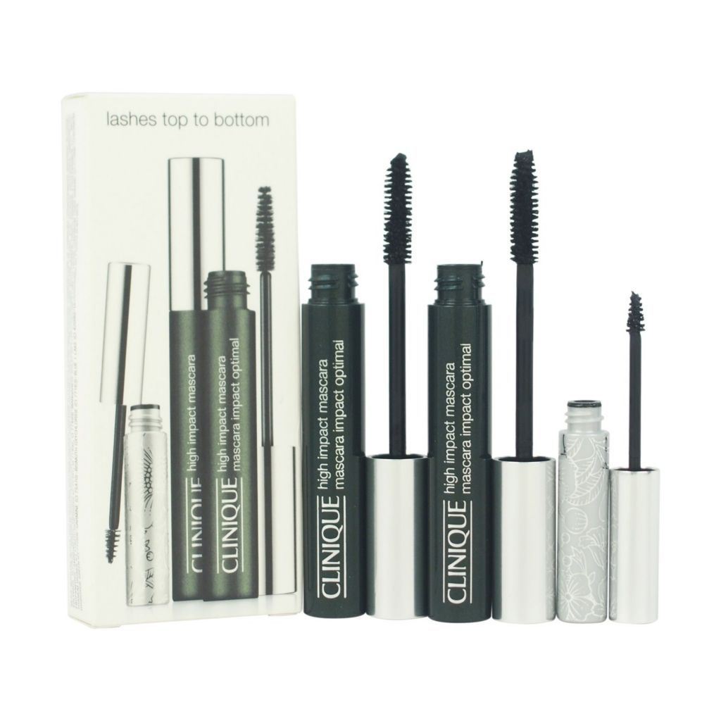 308-357 - Clinique Three-Piece Lashes Top-to-Bottom Set