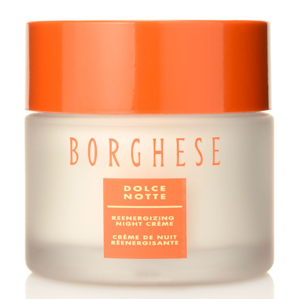 308-372 - Borghese Dolce Notte Re-Energizing Night Creme 1.85 oz
