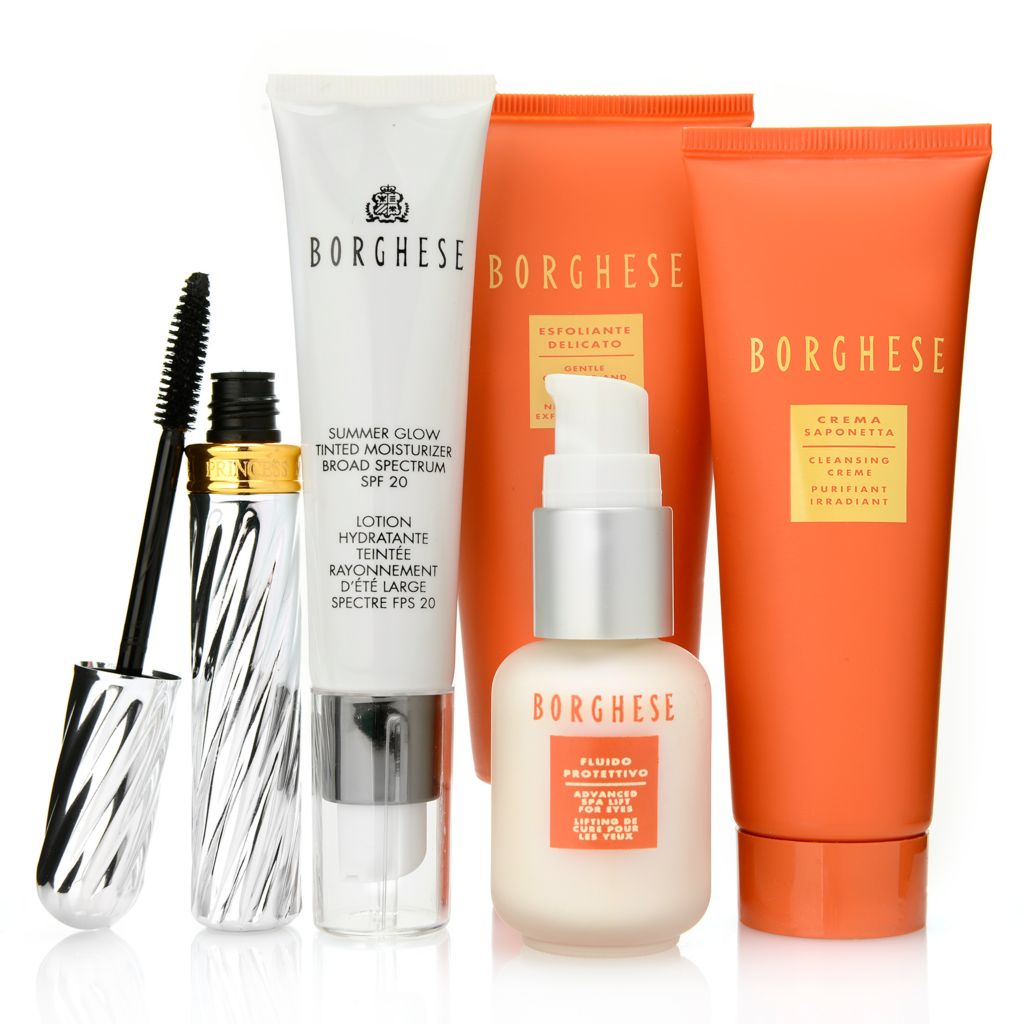 "308-376 - Borghese Five-Piece ""Prep & Refresh"" Skin-Perfecting Collection"