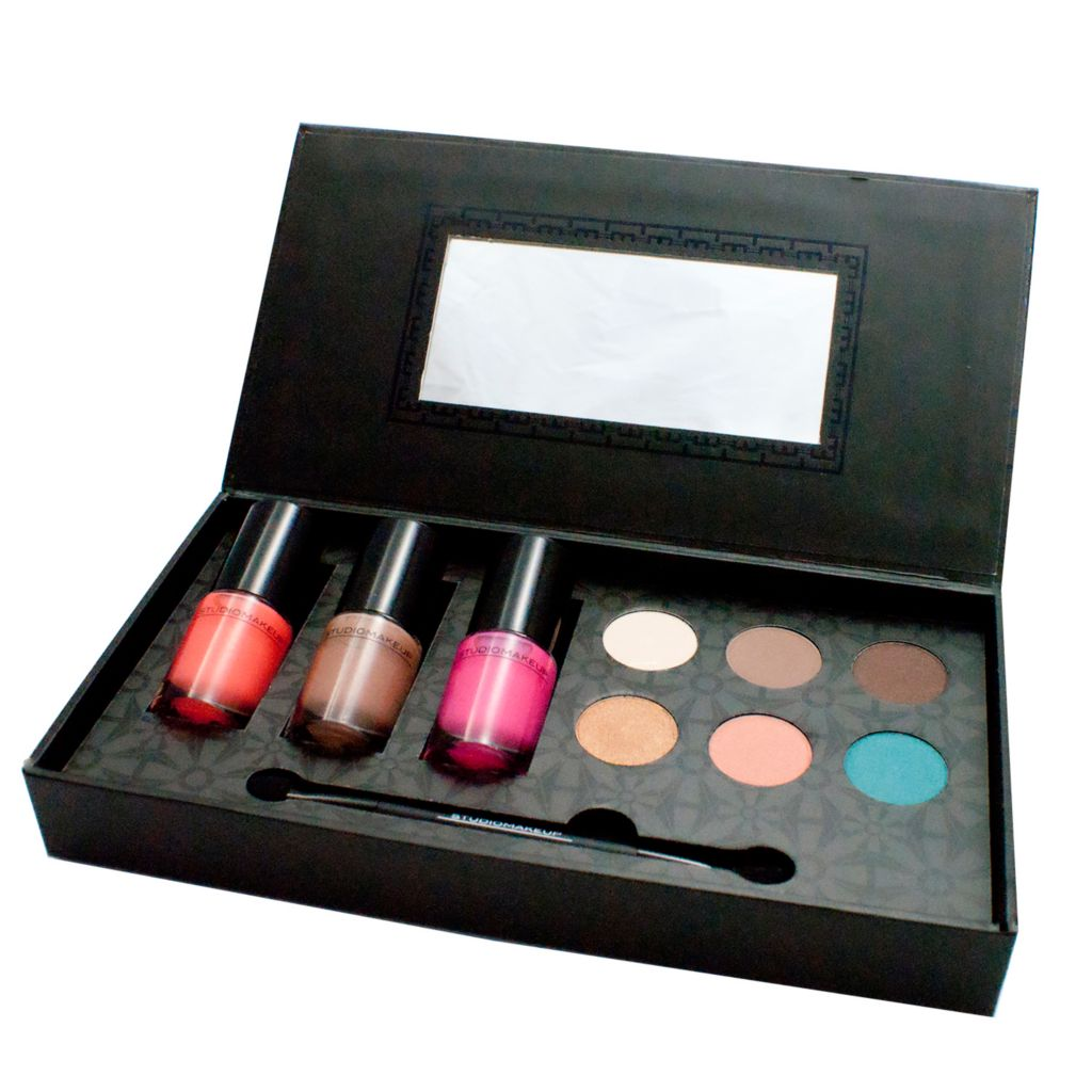 308-395 - Studio Makeup Tribal & Nail Palette