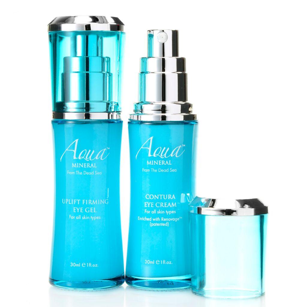 308-410 - Aqua Mineral™ Uplift Firming Gel & Contura Cream Revitalizing Eye Duo