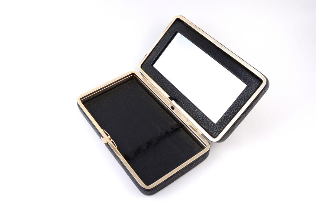 308-464 - Nikki Hynek Dollup Compact Vanity Case w/ Mirror