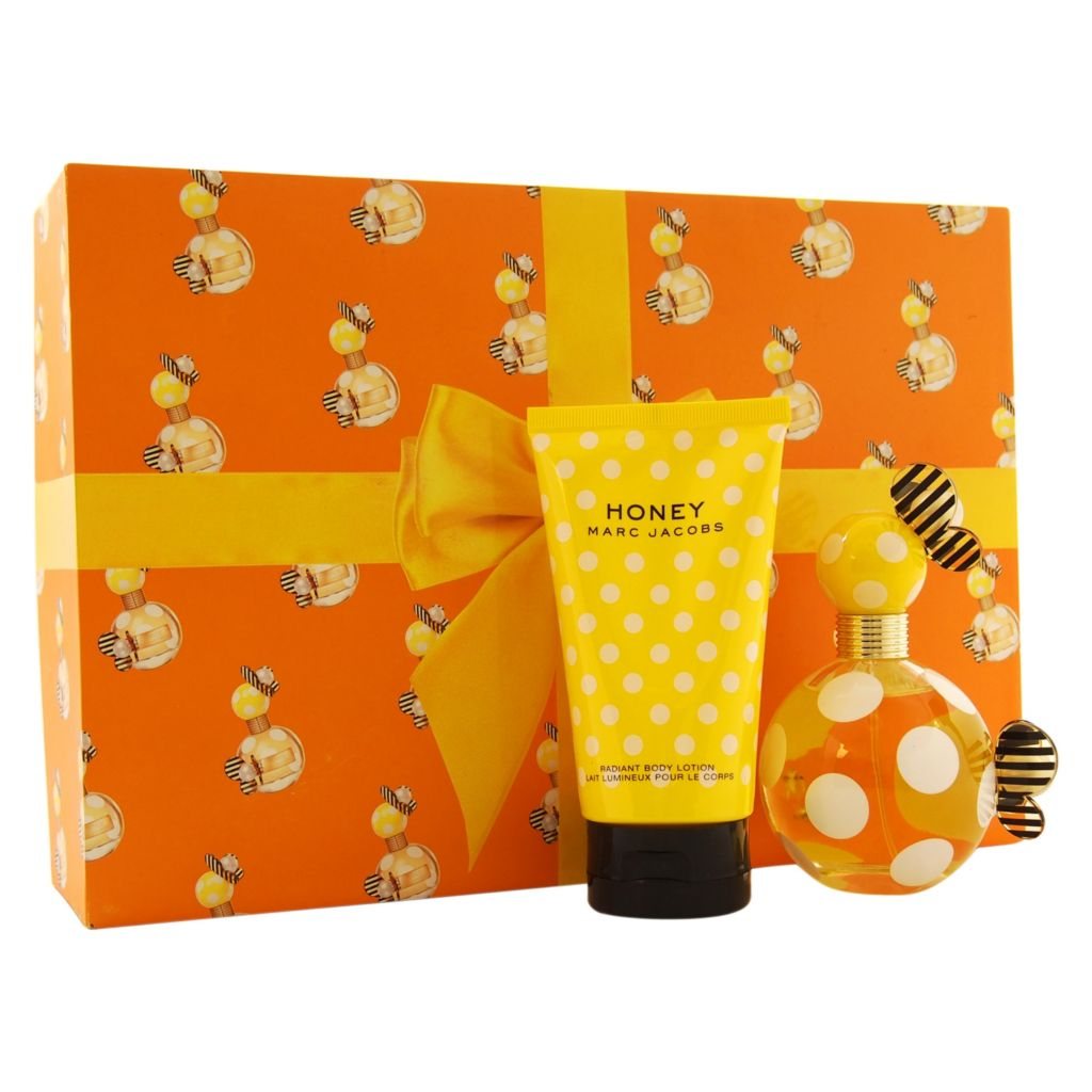 308-491 - Marc Jacobs Honey Two-Piece Eau de Parfum Spray & Radiant Body Lotion Set