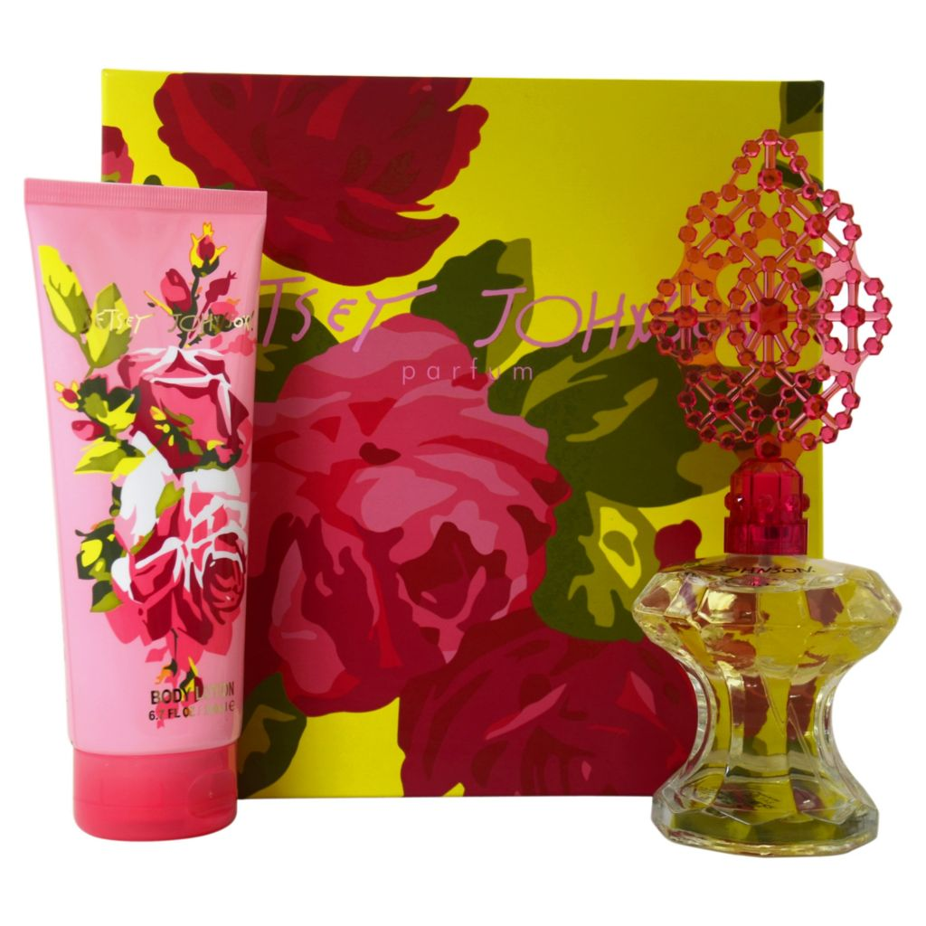 308-492 - Betsey Johnson Two-Piece Eau de Parfum Spray & Body Lotion Set