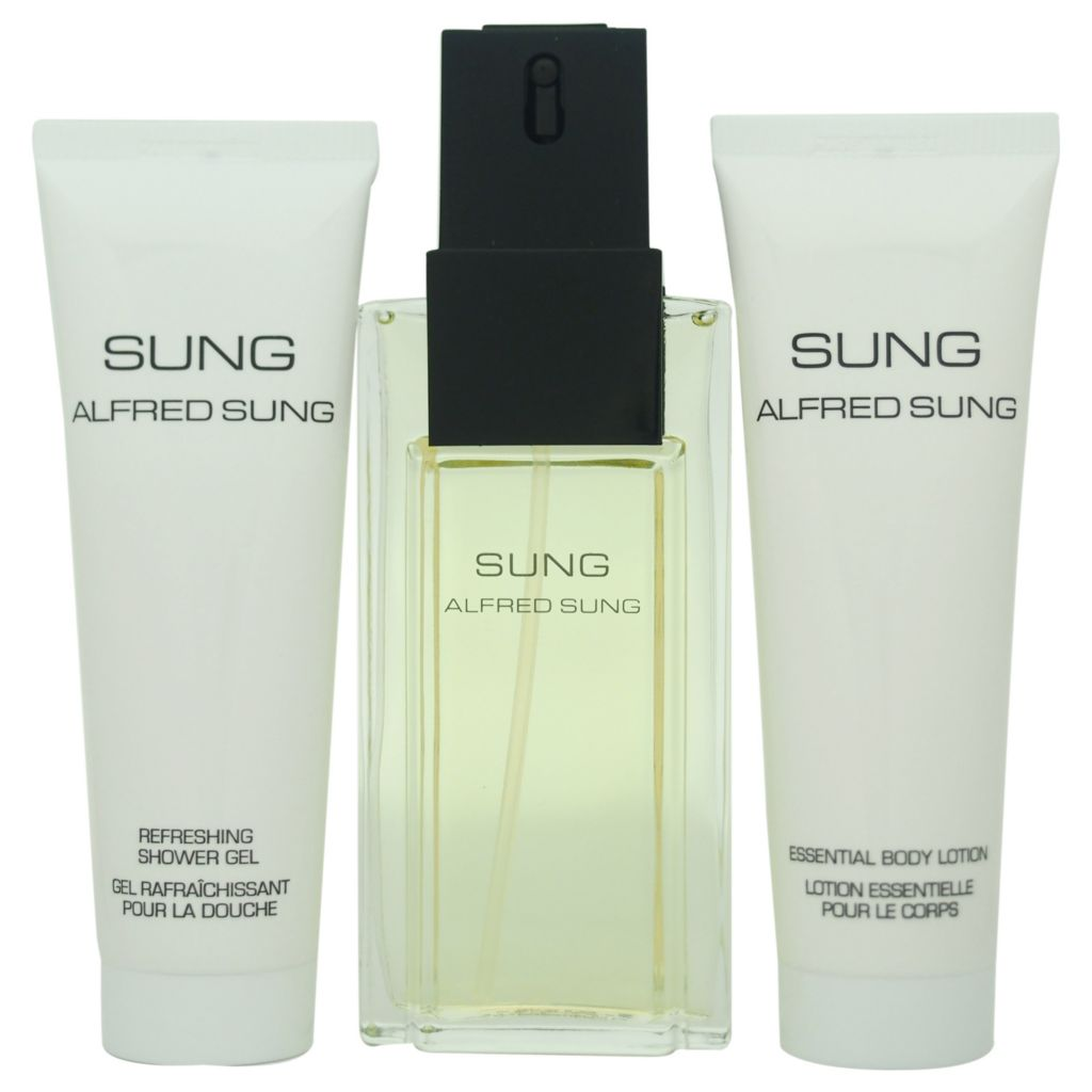 308-503 - Alfred Sung Three-Piece Sung Gift Set for Women