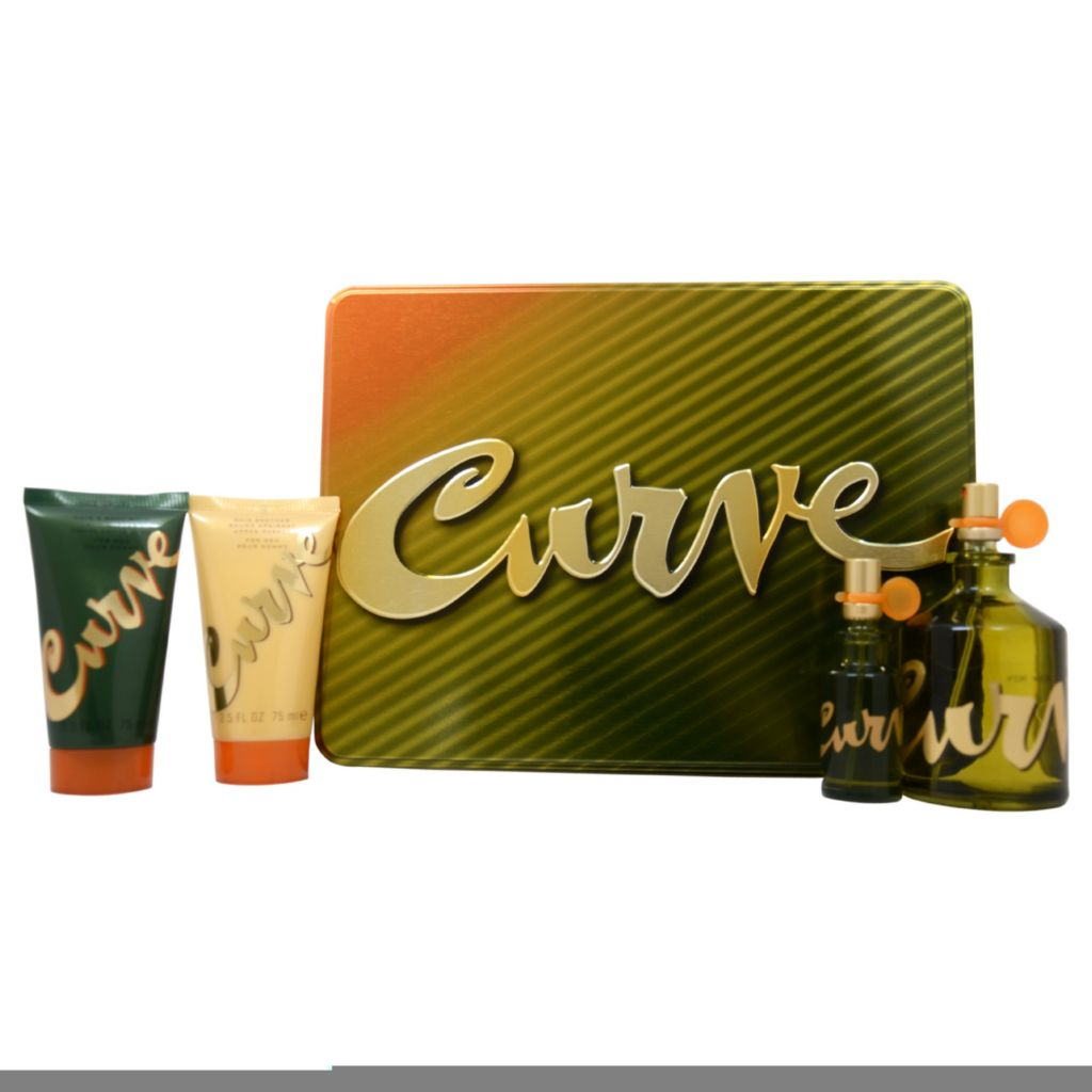 308-507 - Liz Claiborne Four-Piece Curve Gift Set for Men