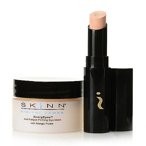 308-530 - Skinn Cosmetics EnergEyes Firming Eye Mask & Plasma Fusion Nourishing Corrector Duo