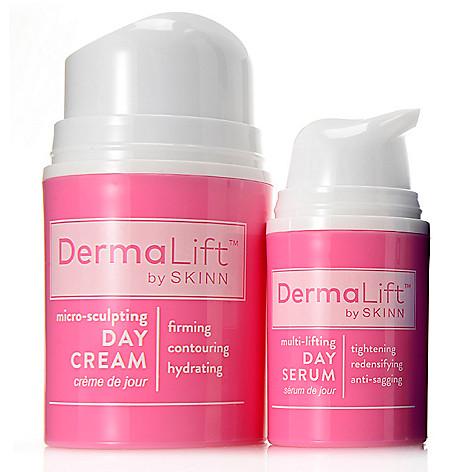 308-533 - Skinn Cosmetics DermaLift™ Daytime Serum & Cream Duo
