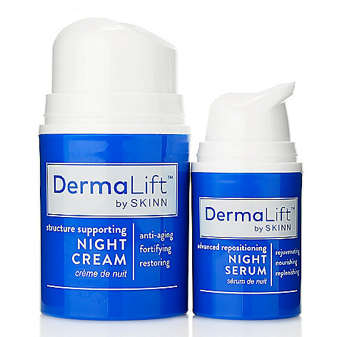 308-534 - Skinn Cosmetics DermaLift™ Nighttime Serum & Cream Duo