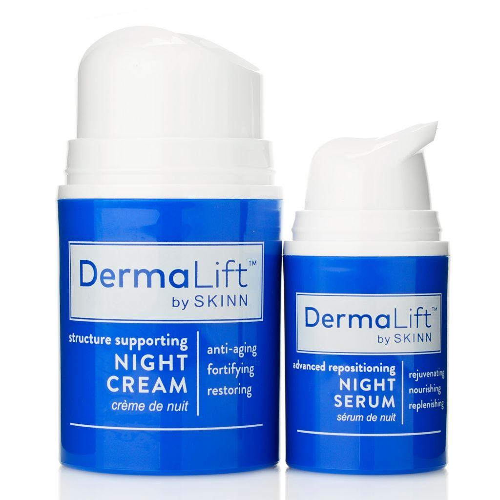 308-534 - Skinn Cosmetics DermaLift™ Nighttime Serum & Cream Duo