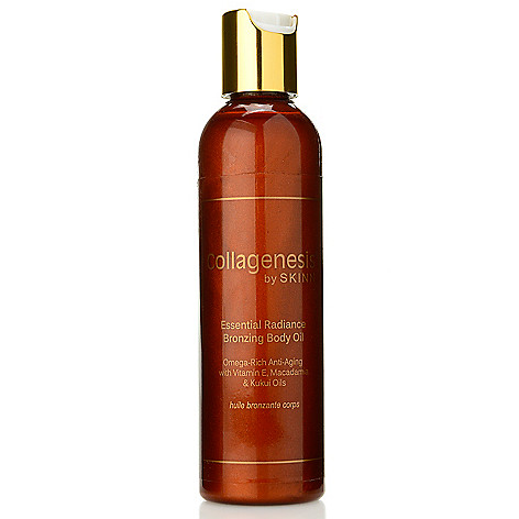 308-535 - Skinn Cosmetics Collagenesis Essential Radiance Bronzing Body Oil 3.8 oz