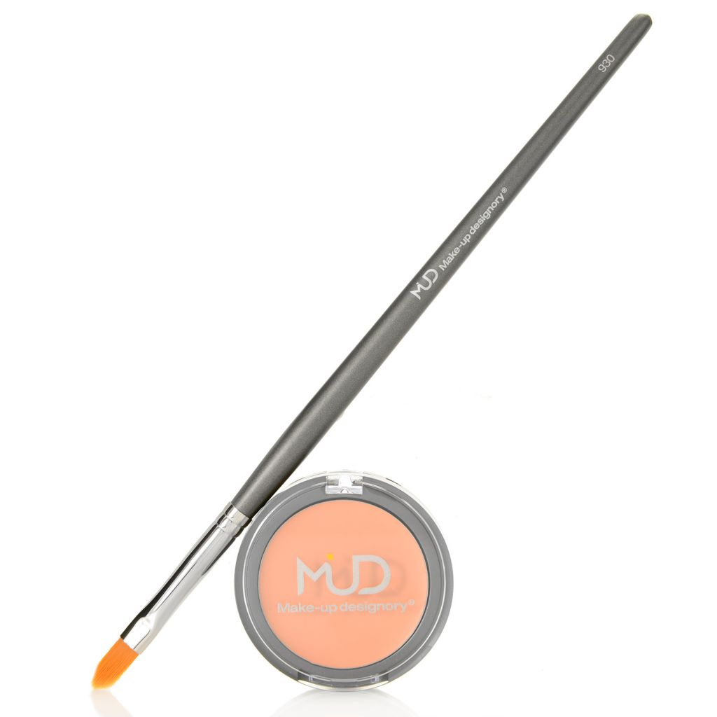 308-596 - MUD Creamy Pigment-Rich Skin Imperfection Corrector w/ Brush