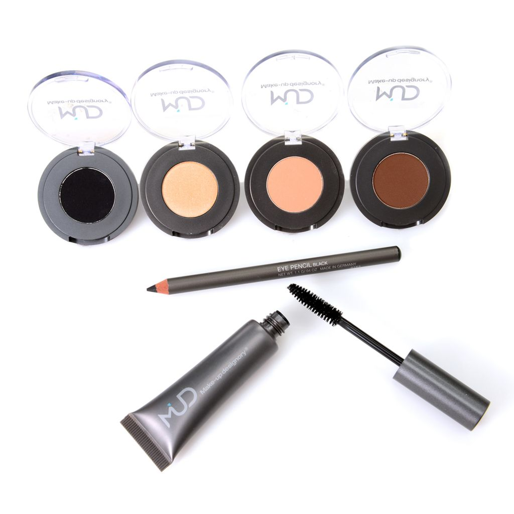 "308-603 - MUD Six-Piece ""Day & Night"" Eye Color Collection"