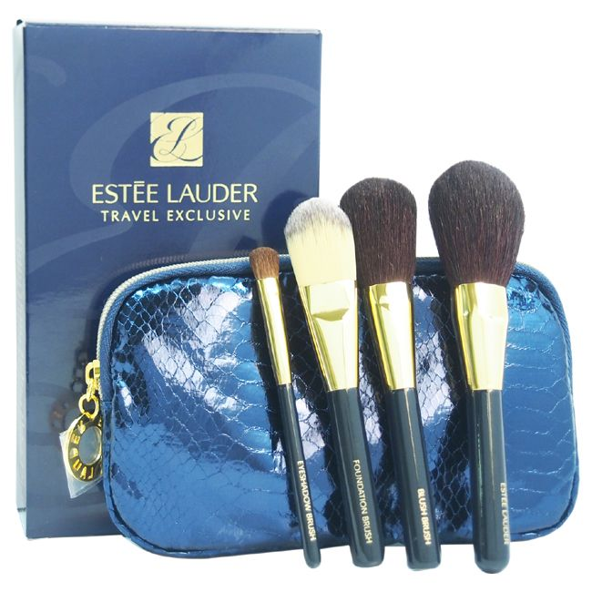308-620 - Estee Lauder Five-Piece Portable Makeup Brush Collection