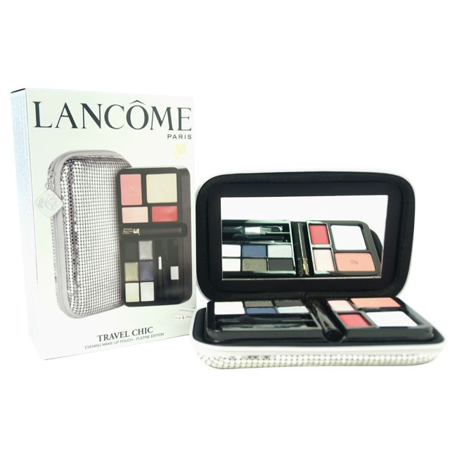 308-631 - Lancome Travel Chic Evening Makeup Pouch Plantine Edition Eye Shadow Palette