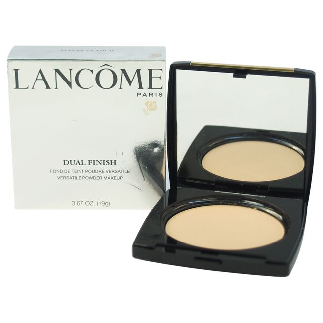 308-639 - Lancome Dual Finish Versatile Powder Makeup 0.67 oz