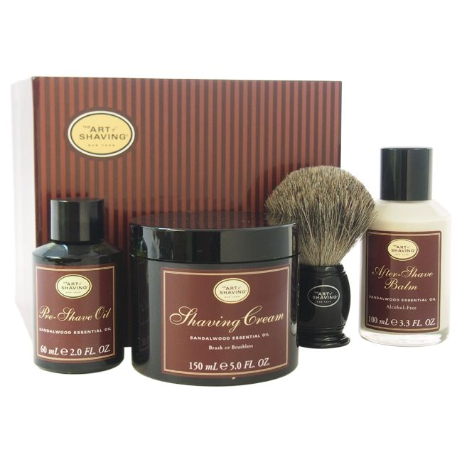308-650 - The Art of Shaving Four-Piece Elements of The Perfect Shave Kit