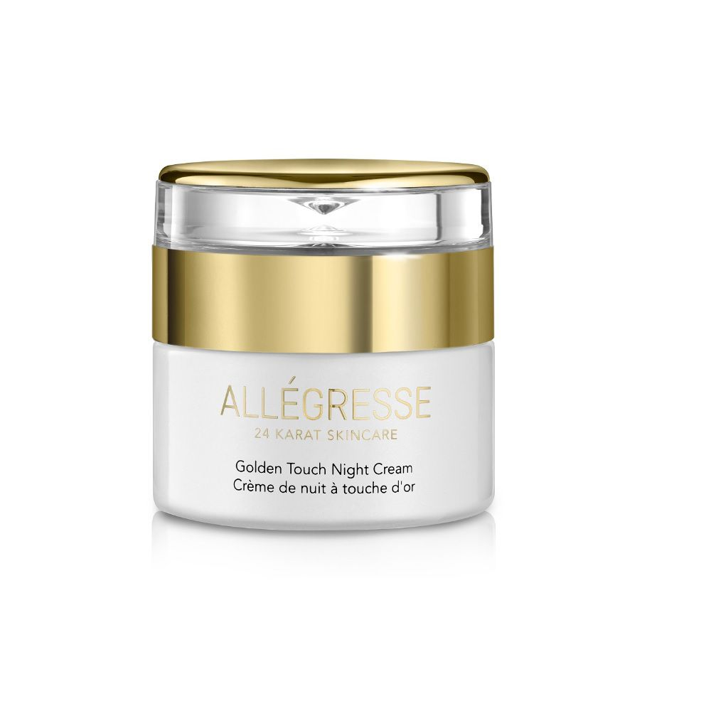 308-684 - ALLEGRESSE 24K Skincare Golden Touch Night Cream 1.7 oz
