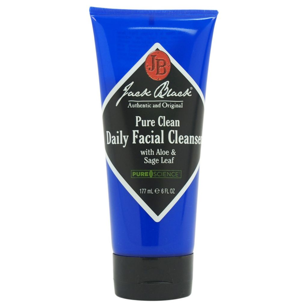 308-695 - Jack Black Pure Clean Daily Facial Cleanser 6.0 oz