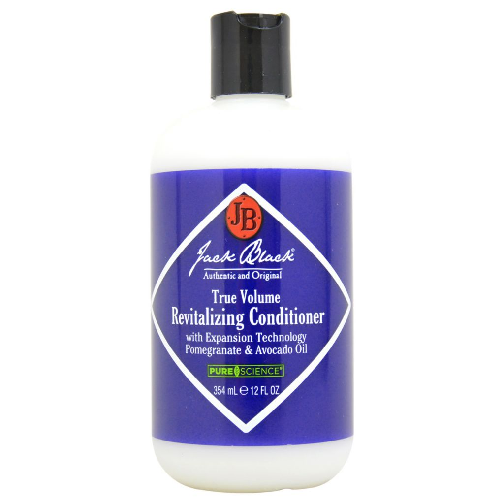 308-696 - Jack Black True Volume Revitalizing Conditioner 12.0 oz