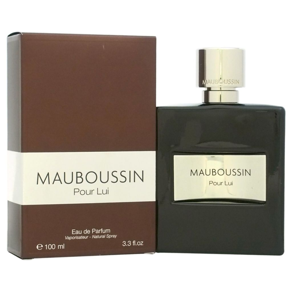 308-717 - Mauboussin Pour Lui by Mauboussin Eau de Parfum for Men 3.3 oz