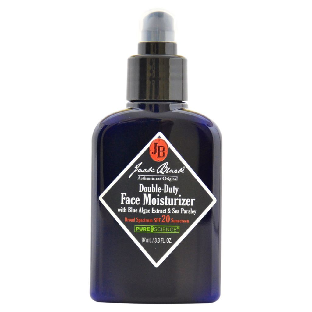 308-751 - Jack Black Double-Duty SPF 20 Face Moisturizer 3.3 oz