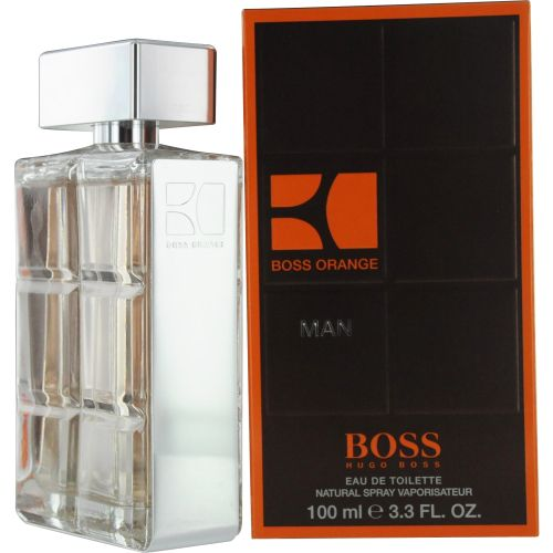 308-799 - Boss Orange Man Eau de Toilette Spray 3.3 oz