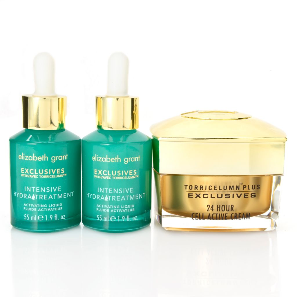 308-936 - Elizabeth Grant Three-Piece Deep Cellular Skin Hydration Skincare Set