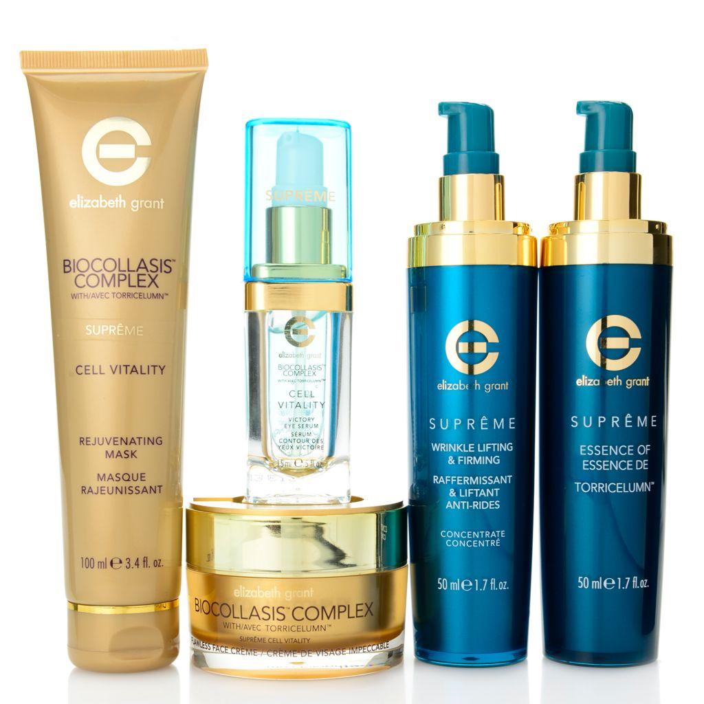 308-939 - Elizabeth Grant Five-Piece Supreme Anti-Aging Skincare Collection