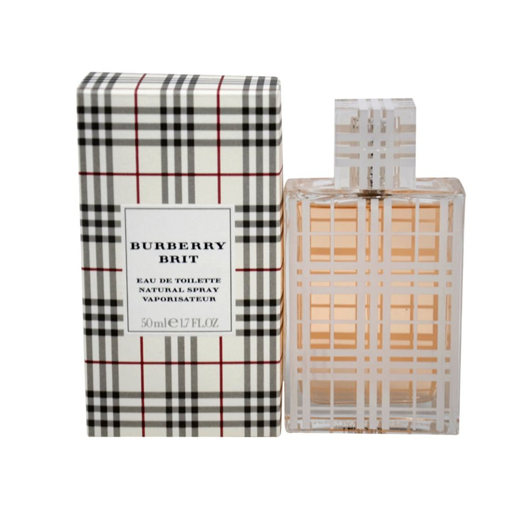 309-038 - Burberry Brit by Burberry Eau de Toilette Spray 1.7 oz